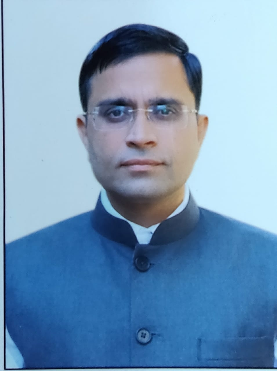 Shri Sunil Beniwal , Bar Council of Rajasthan, Jodhpur